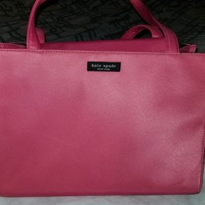 Vintage classic nylon Kate Spade Sam purse